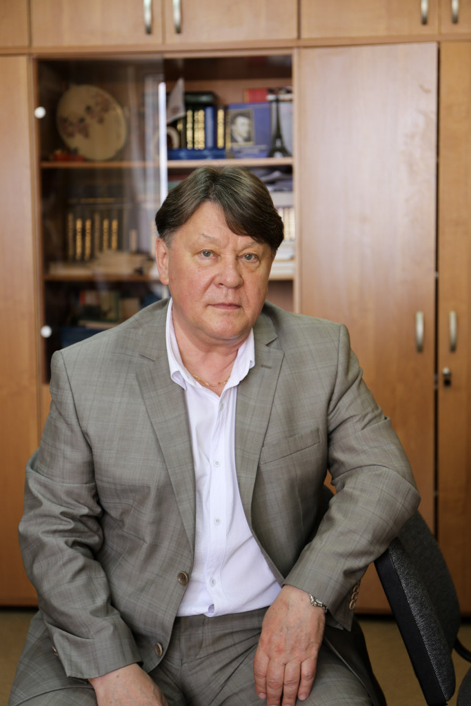 Чернышев Виктор Николаевич