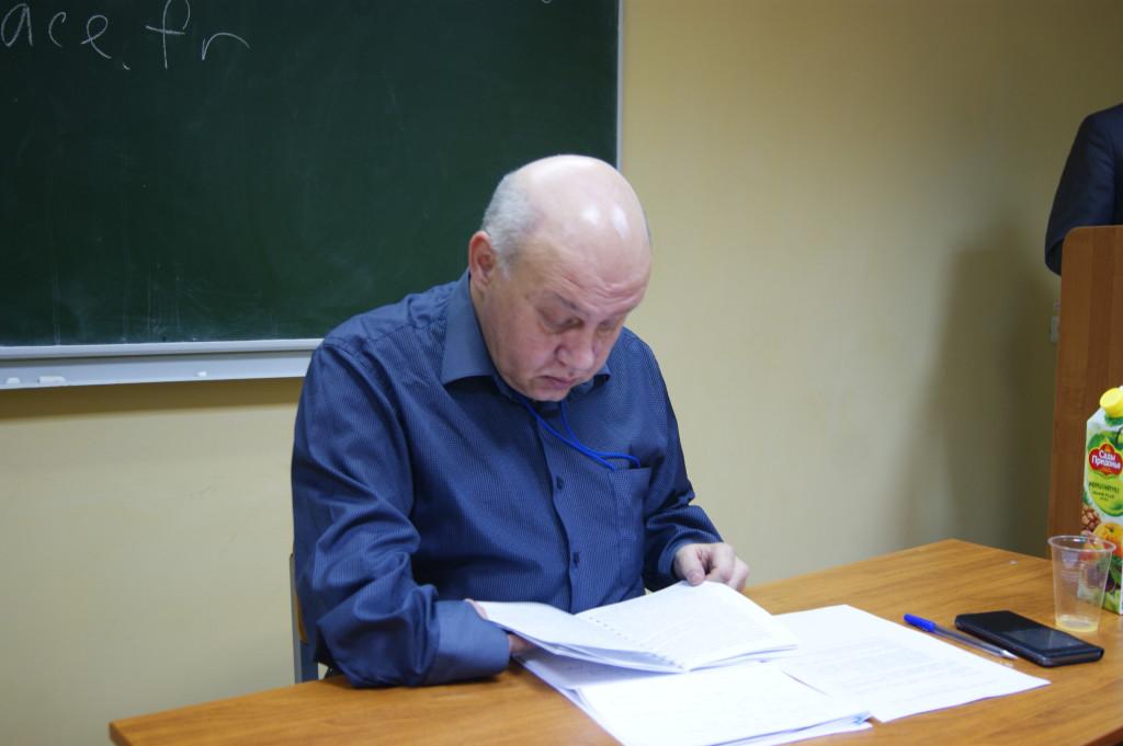 П.Н. Бирюков